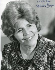 Patricia Hayes
