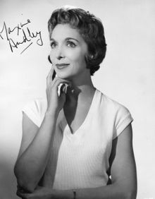 Maxine Audley