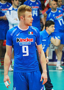 Ivan Zaytsev volleyball