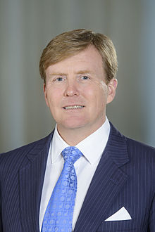 Willem Alexander of the Netherlands