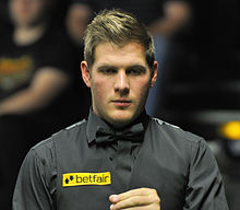 Daniel Wells snooker player