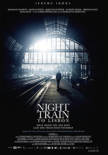 Night Train to Lisbon film