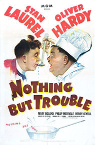 Nothing but Trouble 1944 film