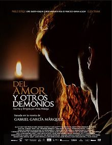 Of Love and Other Demons film