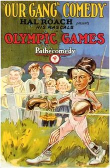 Olympic Games film