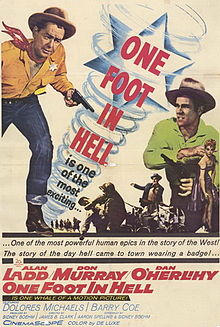 One Foot in Hell film