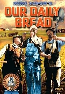 Our Daily Bread 1934 film