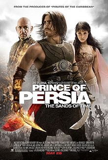 Prince of Persia The Sands of Time film
