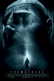 Prometheus 2012 film