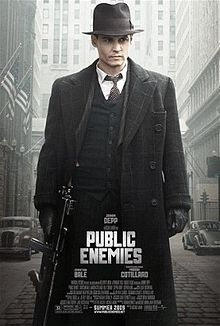 Public Enemies 2009 film