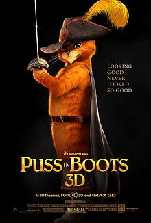 Puss in Boots 2011 film