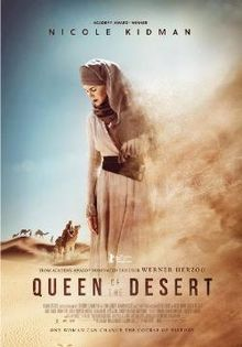 Queen of the Desert film