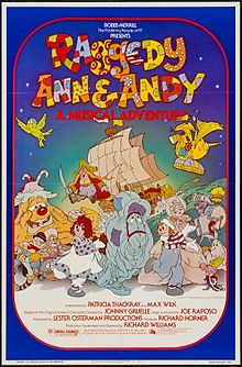 Raggedy Ann Andy A Musical Adventure