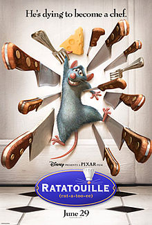 Ratatouille film