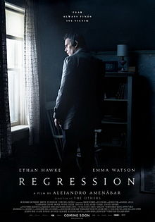 Regression film