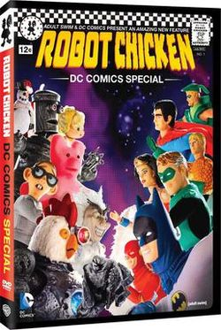 Robot Chicken DC Comics Special