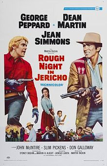 Rough Night in Jericho film