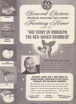 Rudolph the Red Nosed Reindeer TV special
