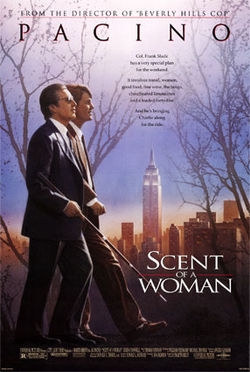 Scent of a Woman 1992 film