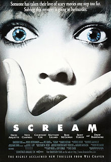 Scream 1996 film