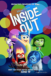 Inside Out 2015 film