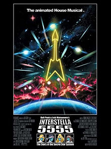 Interstella 5555 The 5tory of the 5ecret 5tar 5ystem