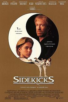 Sidekicks 1992 film