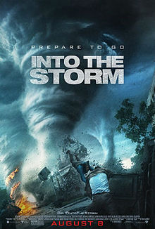 Into the Storm 2014 film