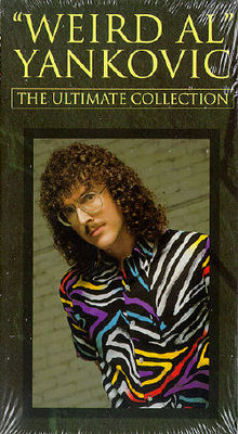 Weird Al Yankovic The Ultimate Collection