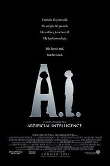A I Artificial Intelligence