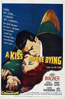 A Kiss Before Dying 1956 film