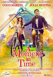 A Moment in Time film