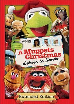 A Muppets Christmas Letters to Santa