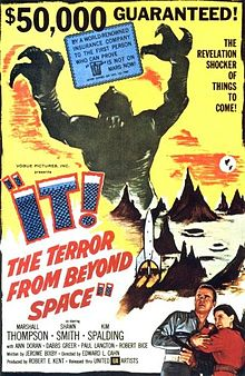 It The Terror from Beyond Space