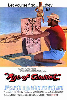 Age of Consent film