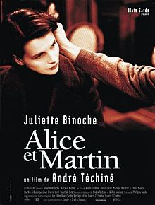 Alice and Martin 1998 film