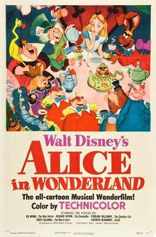 Alice in Wonderland 1951 film