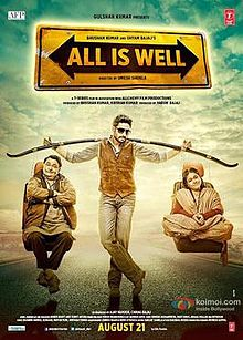 All Is Well film