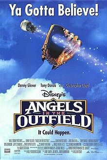 Angels in the Outfield 1994 film