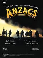 Anzacs TV series