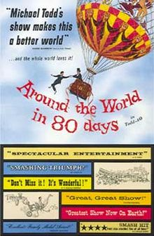 Around the World in 80 Days 1956 film