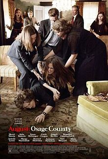 August Osage County film