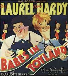 Babes in Toyland 1934 film