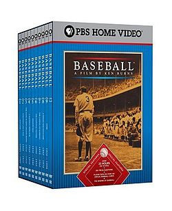 Baseball TV series