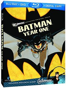 Batman Year One film