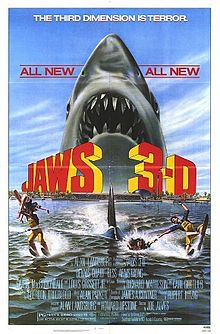 Jaws 3 D