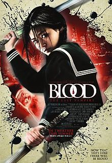 Blood The Last Vampire 2009 film
