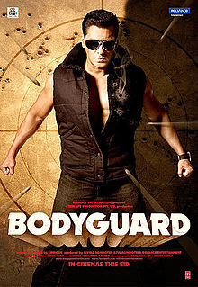 Bodyguard 2011 Hindi film