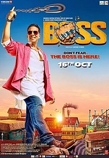 Boss 2013 Hindi film