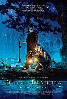 Bridge to Terabithia 2007 film